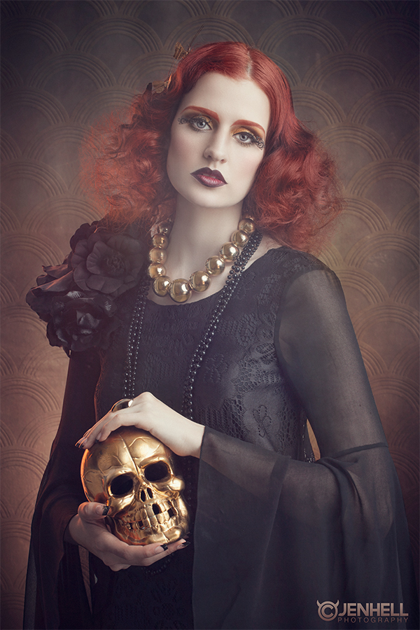 Dark Deco by JenHell66
