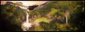 Jungle Digital painting