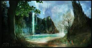 Lost empire by JonathanDeVos