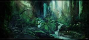Jungle exploration by JonathanDeVos