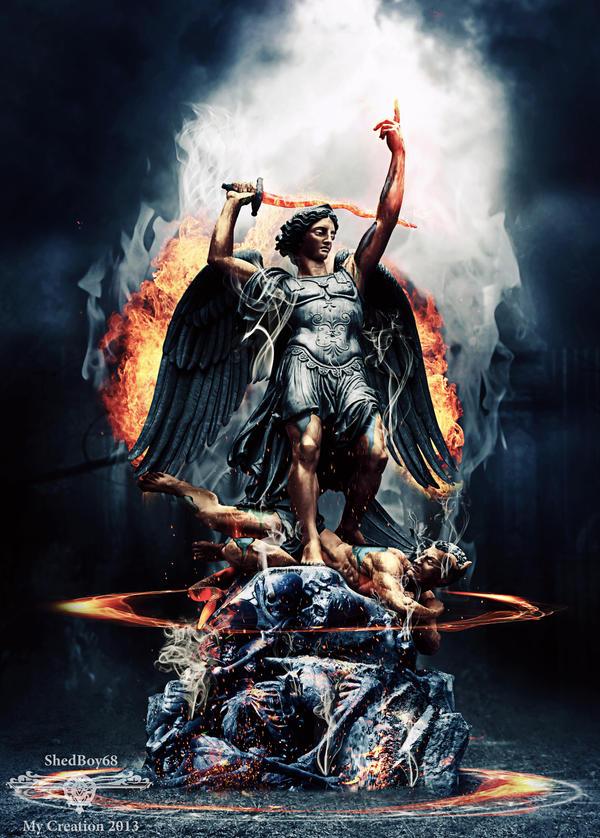 The Wrath Of God by Shedboy68