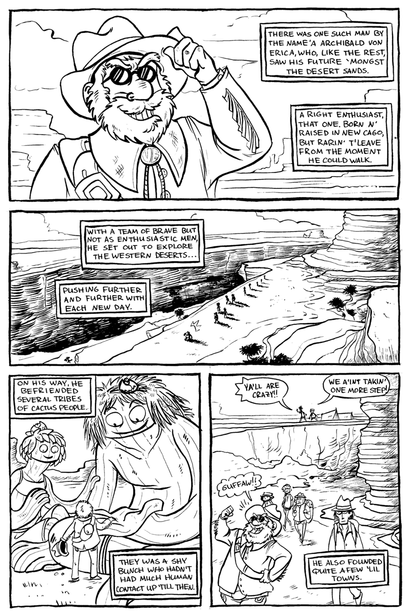 Compromise: Page 2 by MyNameIsMad