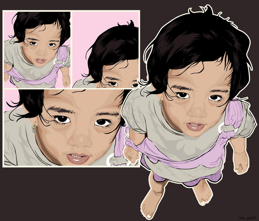:: my pretty baby naya :: by nata13