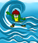Ty the Water Reptile