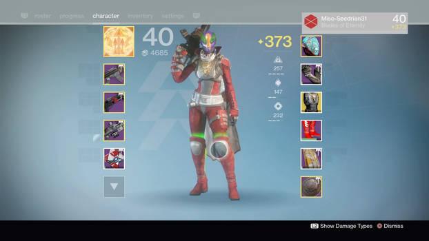 Omega-43 The Exo Hunter