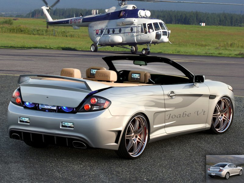 Hyundai Tiburon Sound By JoabeDesign ...