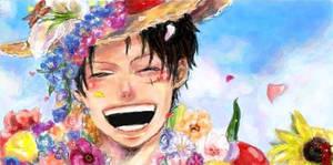 One Piece_Luffy 5