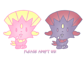 Chibi Weavile Adoptables: OPEN by kimmyjh