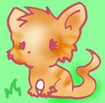 Arthur the Iranian Water Cat.