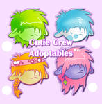 Cutie Crew Adopts :3