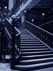 'Upstairs' by Kurau-Phantomhive