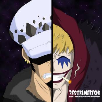 One Piece on AnimeMangas-Coloring - DeviantArt