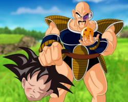 50 - Nappa's Ultimate Victory by Radaghast