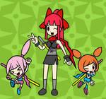 Kat, Ana and Shuritana Wallpaper