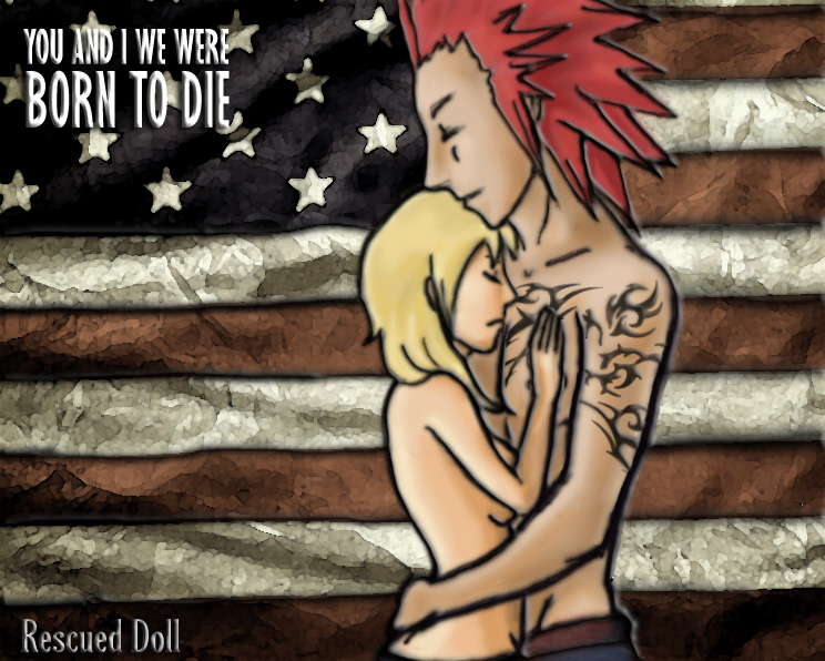 Nobodies Were Born To Die by Rescued-Doll