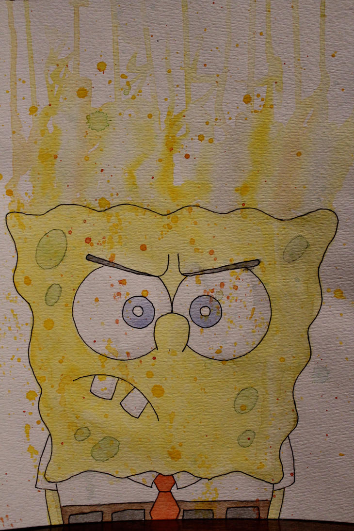 Spongebob by FunkBlast