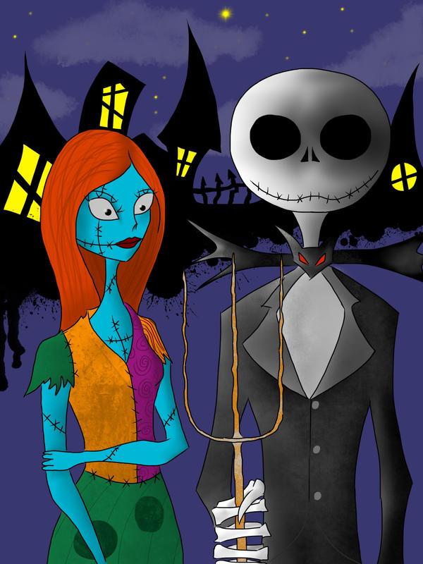 Halloween Town Gothic by FunkBlast