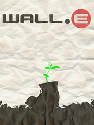 Paper WALL-E Poster by FunkBlast