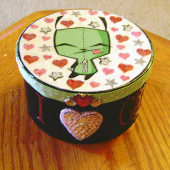 the I Love Gir treasure box by Ms-Mordant