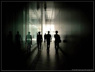 The Hallway by Ladynutmeg