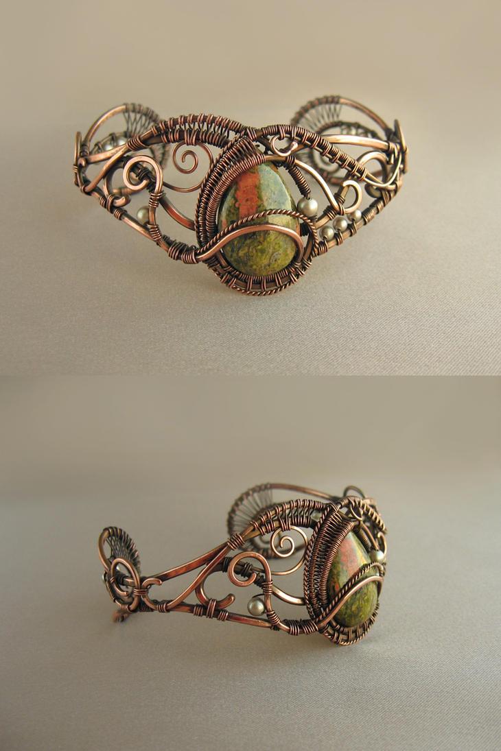 "Bracelet ""Juniper"" by UrsulaOT"