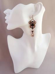 Zodiac Earrings by UrsulaJewelry