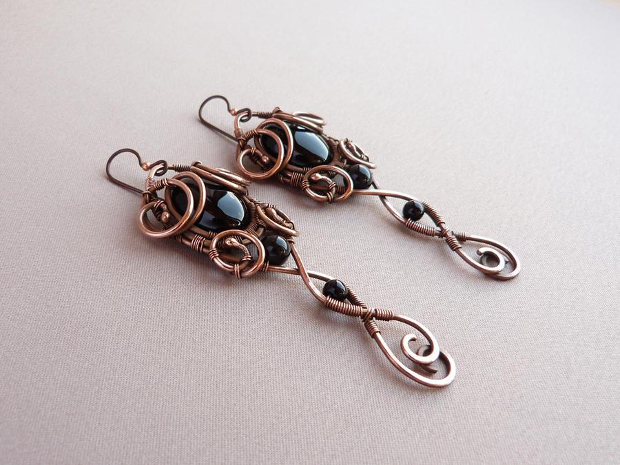 Earrings Zodiak by UrsulaOT
