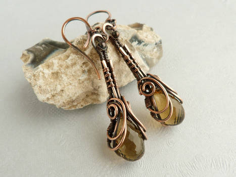 Saskia earrings