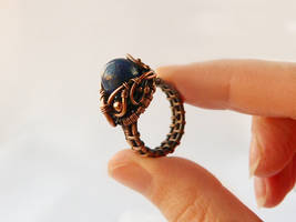Witch's ring by UrsulaJewelry