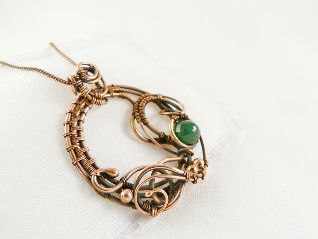 Emerald spring by UrsulaOT