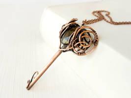 Key for Leia by UrsulaJewelry