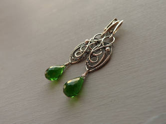 Green dream by UrsulaJewelry