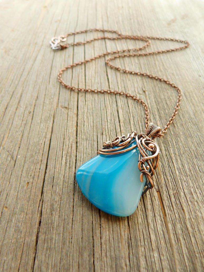 Agate pendant by UrsulaOT