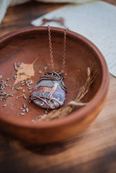 Forest king by UrsulaJewelry