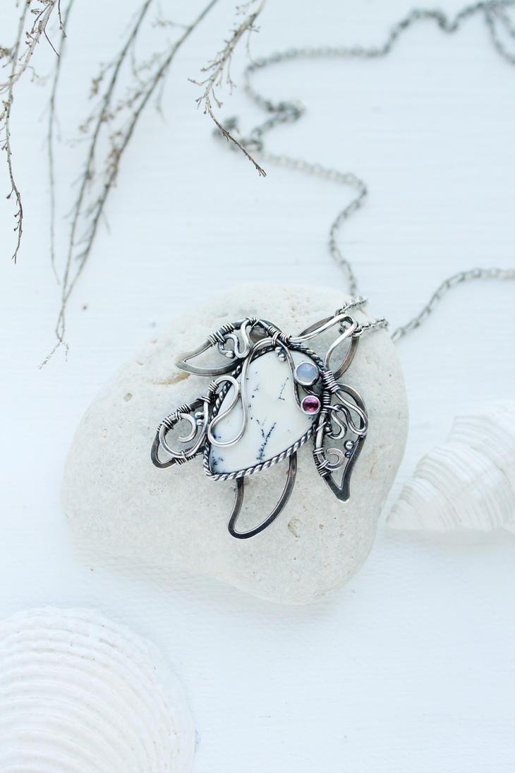 Silver Turtle by UrsulaJewelry