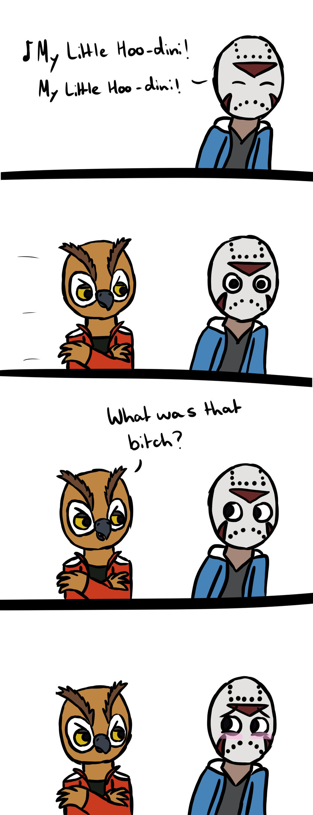 H2OVanoss Comic Moments - My Little Hoo-dini by ... H20 Delirious Face