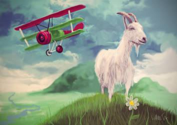 i'll get me goat by TeijoLahtinen