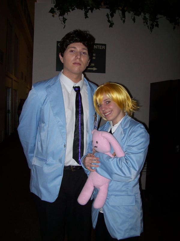 Mori and Hunny