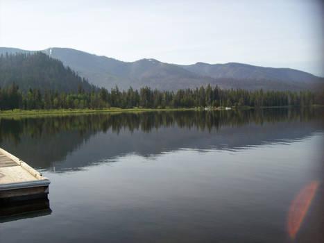 Warm lake 2