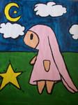 Chi bunny + star