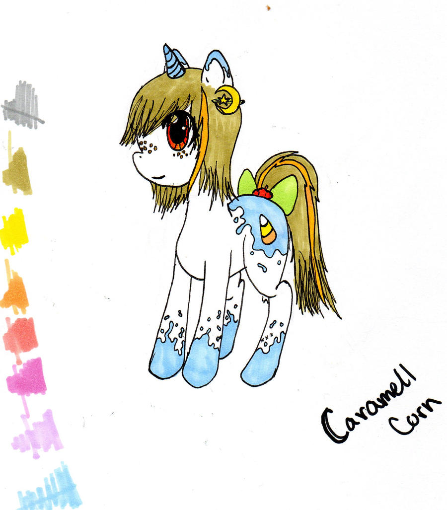 Caramell Corn