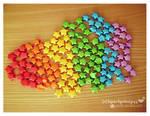 Rainbow Stars by heart-princess