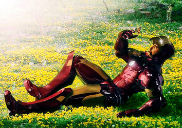 Ironman-Spring by heart-princess