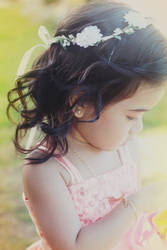 Flower Girl 2 by heart-princess