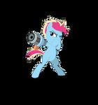 Arm Cannon Pony