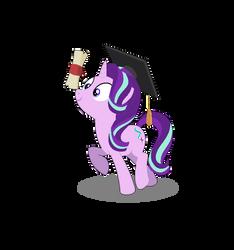 Starlight Glimmer, friendship graduate. by Lavendus
