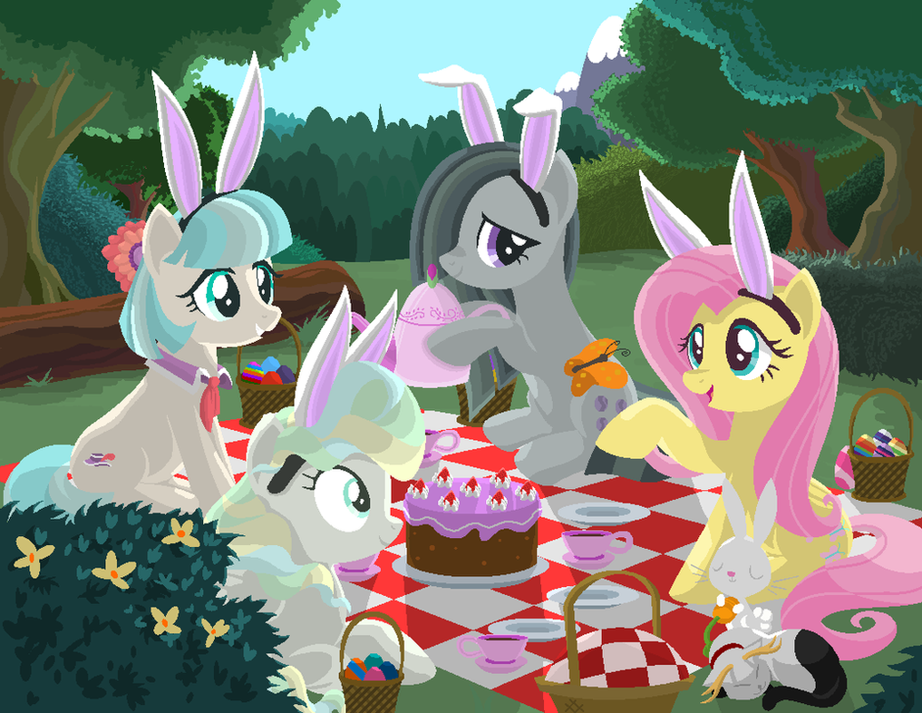 Happy Easter 2017 by Lavendus