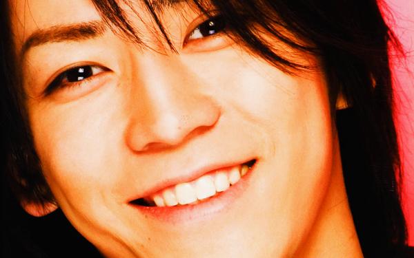 Kamenashi Kazuya Smile Kamenashi Kazuya Smile...