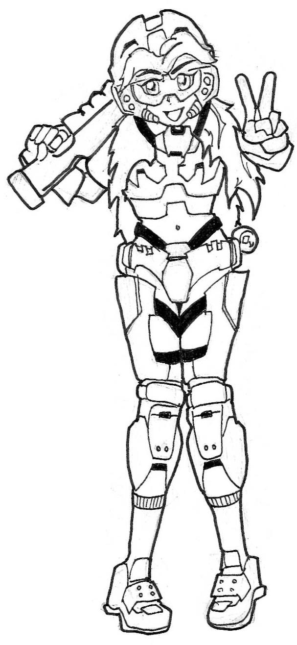 Minecraft master chief coloring page coloring pages for Master chief coloring pages