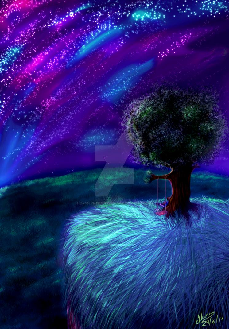 Night Score by CasslynTheHedgehog